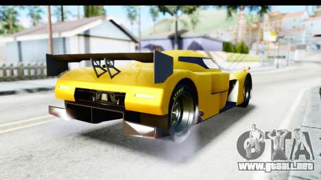GTA 5 Annis RE-7B para GTA San Andreas left