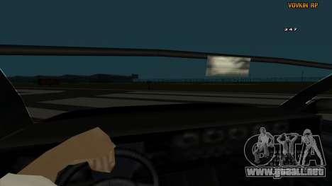 Sultan Kaefoon para visión interna GTA San Andreas