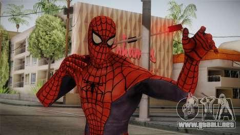 Marvel: Ultimate Alliance 2 - Spider-Man para GTA San Andreas