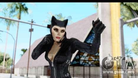 Batman:AC - Catwoman LP para GTA San Andreas