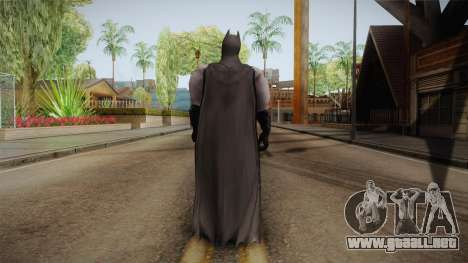 Batman Begins (Arkham City Edition) para GTA San Andreas tercera pantalla