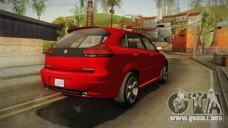 GTA 5 Emperor Habanero para la visión correcta GTA San Andreas