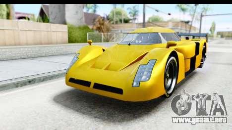 GTA 5 Annis RE-7B para la visión correcta GTA San Andreas
