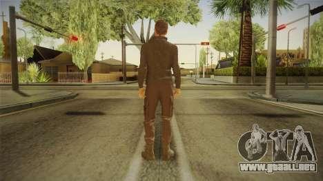 Quantum Break - Paul Serene (Aidan Gillen) para GTA San Andreas tercera pantalla
