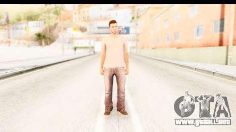 GTA 5 Random Skin 6 para GTA San Andreas segunda pantalla