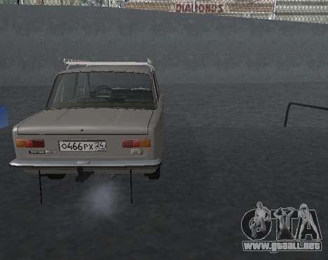 VAZ 21013 Krasnoyarsk stil para GTA San Andreas left