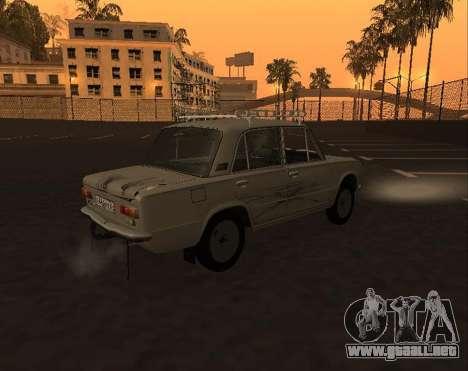 VAZ 21013 Krasnoyarsk stil para visión interna GTA San Andreas