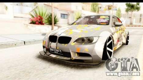 BMW M3 E92 Liberty Walk Prinz Eugen para GTA San Andreas