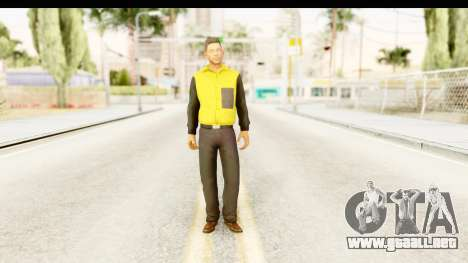 Will Smith Fresh Prince of Bel Air v1 para GTA San Andreas segunda pantalla