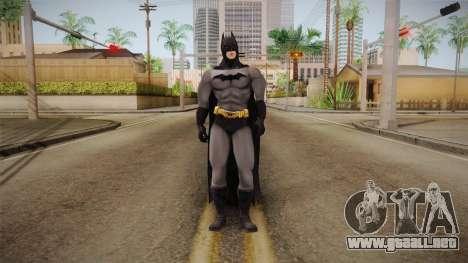 Batman Begins (Arkham City Edition) para GTA San Andreas segunda pantalla