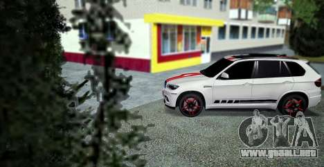 BMW MX5 para GTA San Andreas left