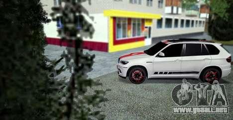 BMW MX5 para GTA San Andreas left