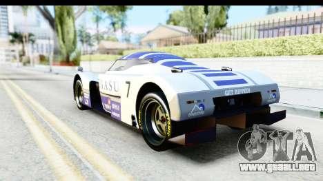 GTA 5 Annis RE-7B para la vista superior GTA San Andreas
