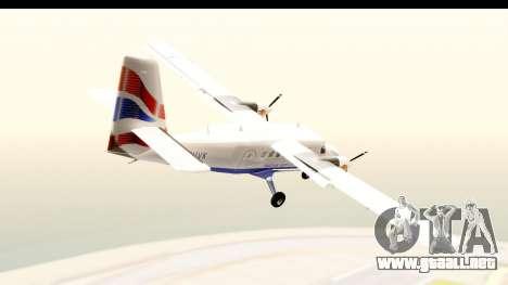 DHC-6-400 de Havilland Canada para GTA San Andreas left