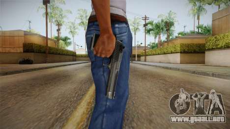 Counter Strike: Source - Desert Eagle para GTA San Andreas