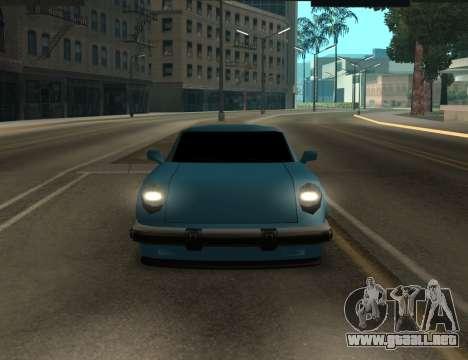 Comet Pride para la visión correcta GTA San Andreas