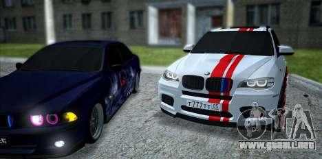 BMW MX5 para GTA San Andreas