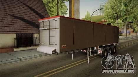 SRB35 para la visión correcta GTA San Andreas
