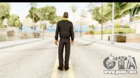 Will Smith Fresh Prince of Bel Air v1 para GTA San Andreas tercera pantalla