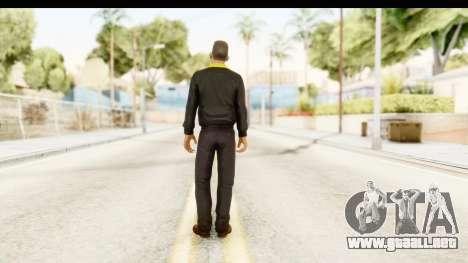 Will Smith Fresh Prince of Bel Air v1 para GTA San Andreas tercera pantalla