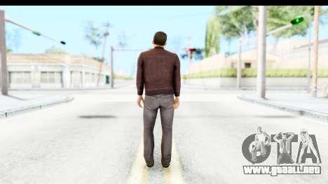 GTA 5 Korean Gangster 1 para GTA San Andreas tercera pantalla