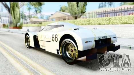GTA 5 Annis RE-7B para visión interna GTA San Andreas
