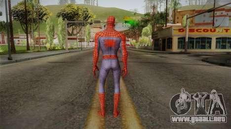 Marvel: Ultimate Alliance 2 - Spider-Man para GTA San Andreas tercera pantalla