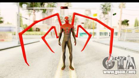 TASM2- Superior Spider-Man v2 para GTA San Andreas segunda pantalla