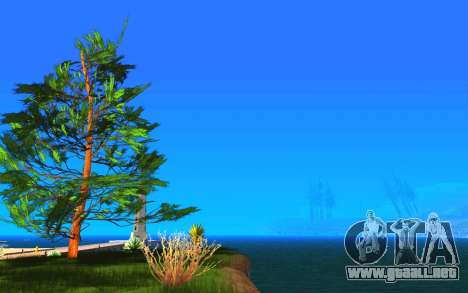 Summer Colormod para GTA San Andreas
