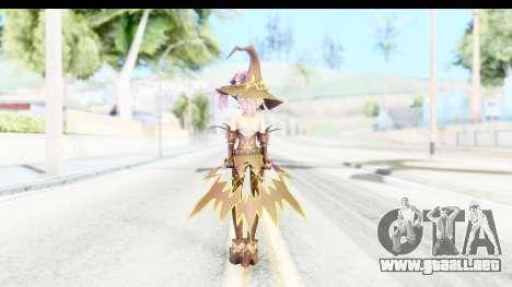 Afloire (Hyperdimension Neptunia) para GTA San Andreas