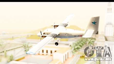 DHC-6-400 Zimex Aviation para GTA San Andreas left