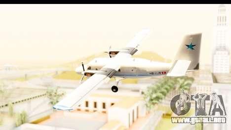 DHC-6-400 Zimex Aviation para GTA San Andreas left