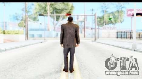 GTA 5 Korean Gangster 3 para GTA San Andreas tercera pantalla