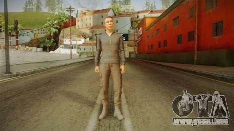 Quantum Break - Paul Serene (Aidan Gillen) para GTA San Andreas segunda pantalla