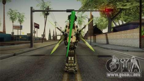 NEXT Green Heart para GTA San Andreas tercera pantalla