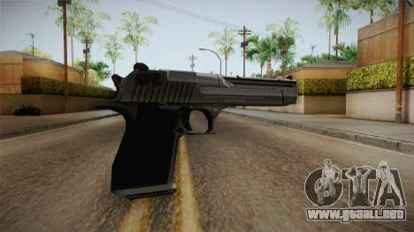 Counter Strike: Source - Desert Eagle para GTA San Andreas tercera pantalla