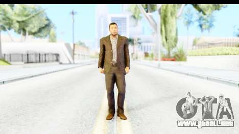 GTA 5 Korean Gangster 3 para GTA San Andreas segunda pantalla