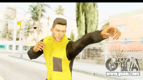 Will Smith Fresh Prince of Bel Air v1 para GTA San Andreas