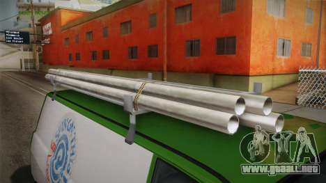 GTA 4 Burrito para visión interna GTA San Andreas