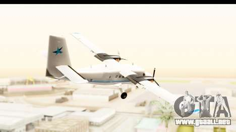 DHC-6-400 Zimex Aviation para la visión correcta GTA San Andreas