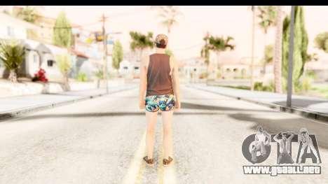 GTA 5 Random Skin 3 para GTA San Andreas tercera pantalla