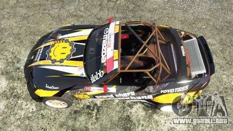 GTA 5 Mazda MX-5 (ND) RADBUL Mango v1.1 [replace] vista trasera