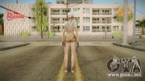 Crossfire Fox Undercover para GTA San Andreas tercera pantalla
