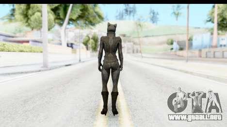 Batman:AC - Catwoman LP para GTA San Andreas tercera pantalla