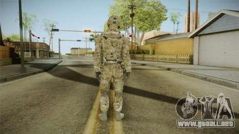 Multicam US Army 2 v2 para GTA San Andreas tercera pantalla