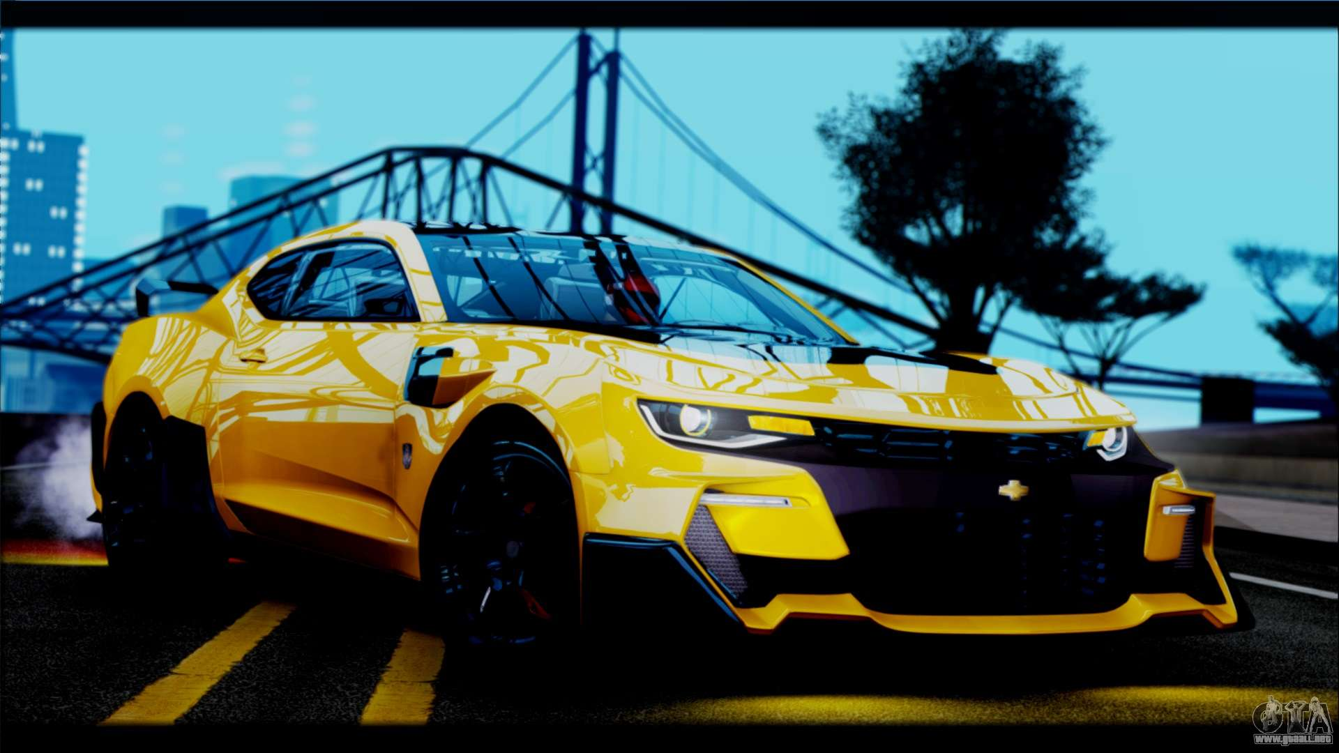 chevrolet camaro transformers 1 html with 83615 Chevrolet Camaro Ss 2016 Bumblebee Tf 5 on Bumblebee Transformers 4 1967 besides 2016 Camaro Ss Gets Bumblebee Visual Treatment Celebrates Michael Bay S Transformers 5 103667 moreover 2016 Camaro Ss Wallpaper also 8596752 as well 2015 Cobalt Ss.
