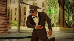GTA 5 Franklin Tuxedo v4