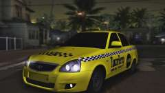 Lada Priora Taxi-El Viento