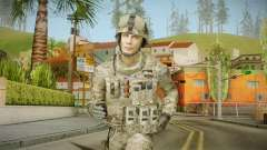 Multicam US Army 2 v2 para GTA San Andreas