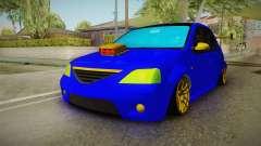 Dacia Logan Stance Haur Edition para GTA San Andreas